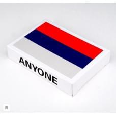SOUVENIR RUSSIA FLAG