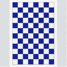 FOREVER BLUE CHECKERBOARD