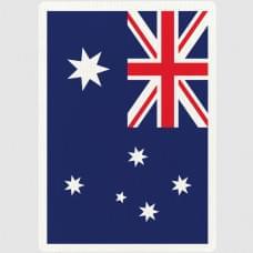 SOUVENIR AUSTRALIA FLAG