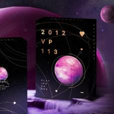 2012 VP 113 PINK by BOCOPO