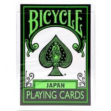 BICYCLE JAPAN GREEN