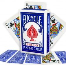 BICYCLE ONE-WAY FORCING DECK BLUE