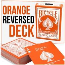 BICYCLE REVERSED BACK ORANGE