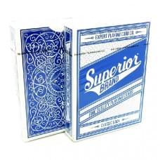 SUPERIOR BRAND BLUE