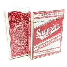 SUPERIOR BRAND RED