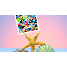 2021 Summer Collection: Ocean Playing Cards от CardCutz