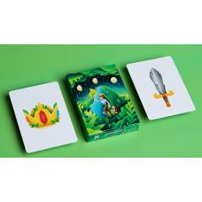 Adventure Playing Cards от Riffle Shuffle