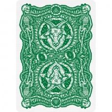 666 GREEN (EMERALD HELLFIRE)