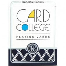 CARD COLLEGE STANDARD BLUE