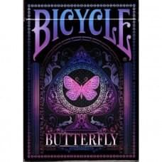 BICYCLE BUTTERFLY PURPLE