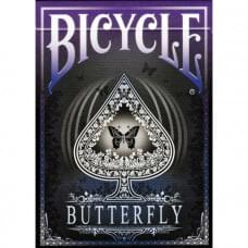 BICYCLE BUTTERFLY VIOLET