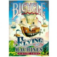 BICYCLE FLYING MACHINES