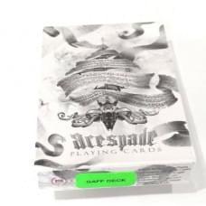 ARCANE GAFF DECK WHITE